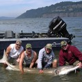 Columbia River Gorge 9 foot oversize sturgeon