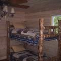 Alaska deluxe cabin interior