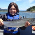 First Columbia River Summer Steelhead - July 2013