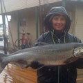 Columbia River spring chinook salmon - March 2011