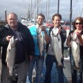6 chinook boat limit at Buoy 10 - Aug 2013