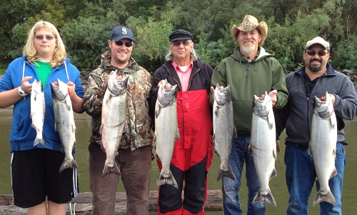 Mike Cato & friends, Columbia River Gorge - Sep 2013