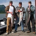Columbia River summer chinook - June 2008